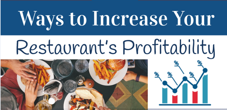 Ways to Increase Your Restaurant's Profitability