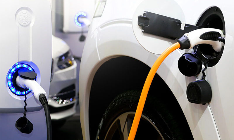 Open Payment in EV Charging Point